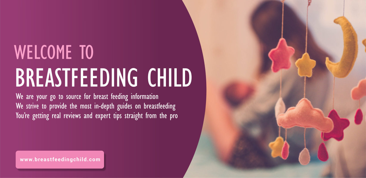 breastfeeding child