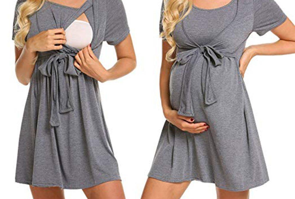 What To Wear When Breastfeeding